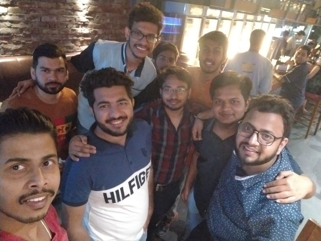 Hitesh at The Beer Cafe, Connaught Place (CP), New Delhi photos