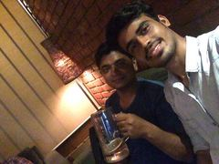 Vikas Dhiman @ Torgauer Brewpub, Sohna Road, Gurgaon photos