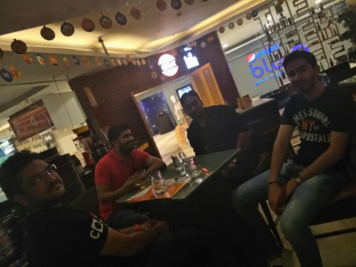 Aazam Ayan @ The Beer Cafe, Ambience Mall, Ambience Mall, Gurgaon photos