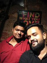 Shivam Sharma @ Cafe Immigrant, Connaught Place (CP), New Delhi photos