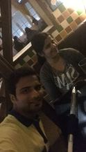 Rahul @ Cafe Immigrant, Connaught Place (CP), New Delhi photos
