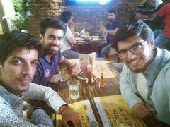 Mohnish Sapra @ The Beer Cafe - Biggie,  Inner Circle, Connaught Place (CP), New Delhi photos