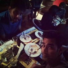 Ravi Ranjan @ The Beer Cafe - Biggie,  Inner Circle, Connaught Place (CP), New Delhi photos