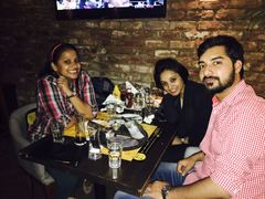 vaibhav @ The Beer Cafe - Biggie,  Inner Circle, Connaught Place (CP), New Delhi photos