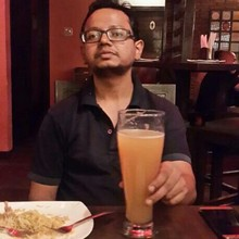 yogesh @ Hops n Brew, Sector 29, Gurgaon photos