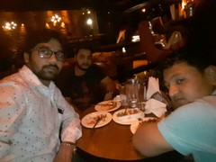 VARUN kumar @ Warehouse Cafe, Connaught Place (CP), New Delhi photos
