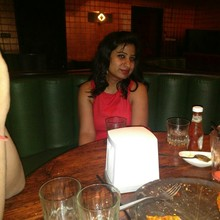 Richa @ Vapour Pub and Brewery, MG Road, Gurgaon photos