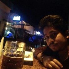 Ajay Singh @ Vapour Pub and Brewery, MG Road, Gurgaon photos
