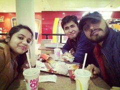 Aayushi @McDonald's, Ground Floor, Ambience Mall, Gurgaon