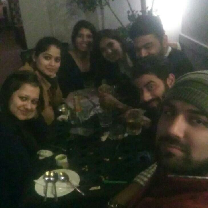 Achal @ Cafe Immigrant, Connaught Place (CP), New Delhi photos