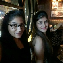 Gagandeep kaur @21 Shots, Sector 29, Gurgaon