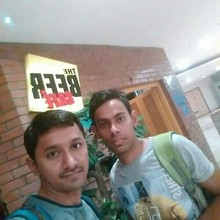 Manish Ror @ The Beer Cafe, Ambience Mall, Ambience Mall, Gurgaon photos