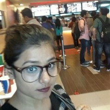Ankita @KFC, Connaught Place (CP), New Delhi