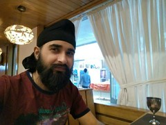Maninder Singh Bagga @ Moets Coco Palm, MG Road, Gurgaon photos