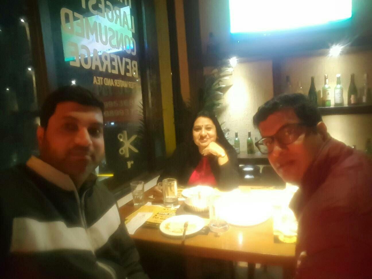 Jayant Chaturvedi @ The Beer Cafe, Greater Kailash (GK) 2, New Delhi photos