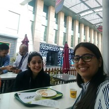 Surbhi @Chai Point, Concentrix, DLF Cyber City Gurgaon, Gurgaon