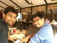 Vaibhav @ Roots - Cafe In The Park, Sector 29, Gurgaon photos