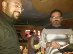 Mohit @Oh My God-Cafe OMG, Connaught Place (CP), New Delhi