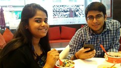 Divya Mittal @Red Mango, DLF Cyber City, Gurgaon