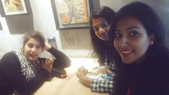 Shruti Jhamb @ Cafeteria & Co., Vijay Nagar, New Delhi photos