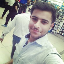 Navdeep Bhatnagar @Decathlon, Huda City Centre, Sector 29, Gurgaon