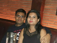 Vidushi Gupta @ Downtown - Diners & Living Beer Cafe, Sector 29, Gurgaon photos