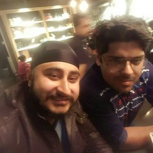 Aman Lamba @ Cafeteria & Co., Vijay Nagar, New Delhi photos
