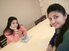 Meenakshi @Domino's Pizza , , Gurgaon