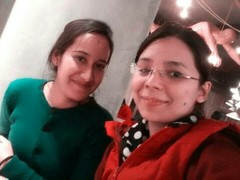 Chetna Ralhan @ Cafeteria & Co., Vijay Nagar, New Delhi photos