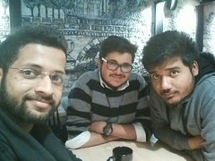 Rajat Goyal @ Cafeteria & Co., Vijay Nagar, New Delhi photos