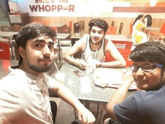 Magicpin User @Burger King,  HUDA Metro, Sector 29, Gurgaon