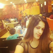 anupam mehta @Pizza Hut, Ambience Mall Gurgaon, Gurgaon