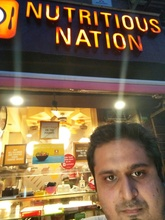 Ashish Gupta @ Nutritious Nation, Greater Kailash (GK) 2, New Delhi photos