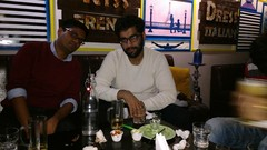 Kamaldeep Gupta @ Cafe Immigrant, Connaught Place (CP), New Delhi photos