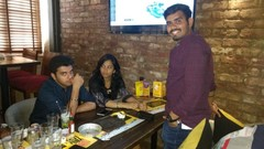 Stuti Pandey @ The Beer Cafe - Biggie,  Inner Circle, Connaught Place (CP), New Delhi photos