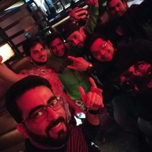 Mayur dhar @ Hops n Brew, Sector 29, Gurgaon photos