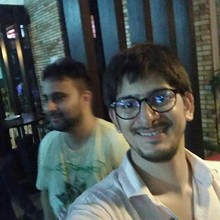Rajesh Nautiyal @ Vapour Pub and Brewery, MG Road, Gurgaon photos