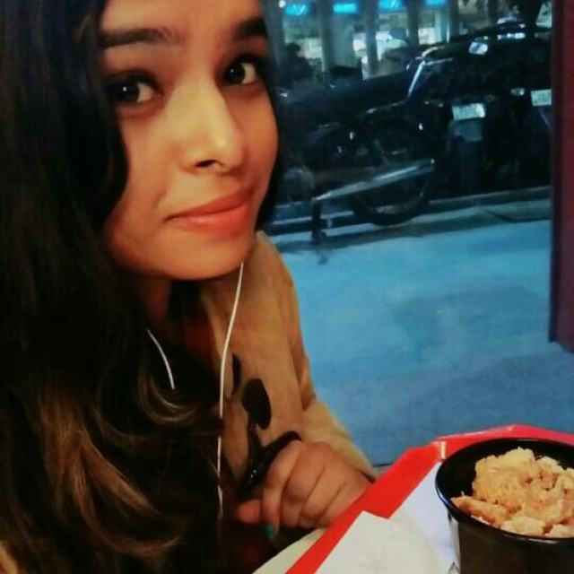 Bhargavi Singh @KFC, Connaught Place (CP), New Delhi