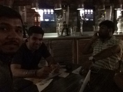 ayush khadria @ The Beer Cafe - Biggie,  Inner Circle, Connaught Place (CP), New Delhi photos