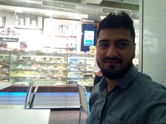 Mayank @ Creme N Crisp, Gole Market, New Delhi photos