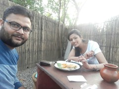 Parul Gupta @ Roots - Cafe In The Park, Sector 29, Gurgaon photos