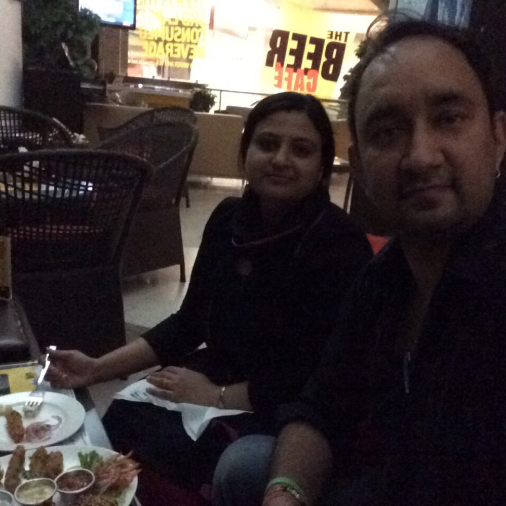 Dharmesh @ The Beer Cafe, Ambience Mall, Ambience Mall, Gurgaon photos