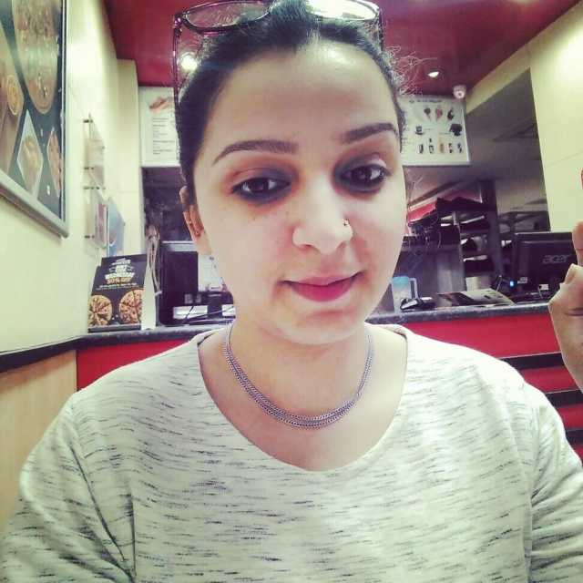 Bhavya @Pizza Hut, Rajouri Garden, New Delhi