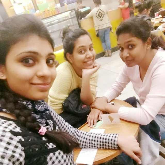 Pragya @Cafe Coffee Day, Rajiv Chowk, Connaught Place (CP), New Delhi