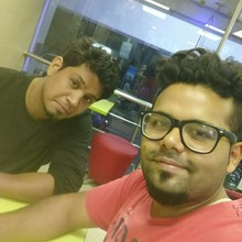 Aditya Rawat @Domino's Pizza, Greater Kailash (GK) 2 New Delhi, New Delhi