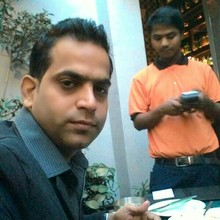 Irshad @ Cafe Immigrant, Connaught Place (CP), New Delhi photos