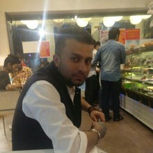 vipul @ Creme N Crisp, Gole Market, New Delhi photos