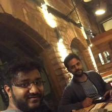 Shashank Gupta @ The Beer Cafe - Biggie,  Inner Circle, Connaught Place (CP), New Delhi photos