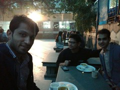 Ankit Sharma @ Coffee Home, Connaught Place (CP), New Delhi photos