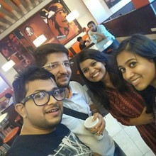 Rahul setia @KFC, Connaught Place (CP), New Delhi